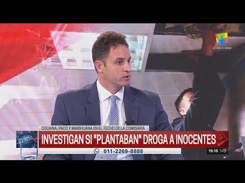 Juan Pablo Fioribello - Noticiero América Noticias 2da edición - 24/07/2017