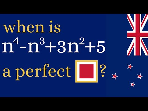 New Zealand Mathematical Olympiad 2019 Question 5