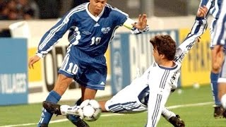 Ronaldo vs Europe All Stars 1997 ( World XI vs Europe XI )