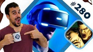 Vers un PLAYSTATION VR non cablé ?   PAUSE CAFAY #280