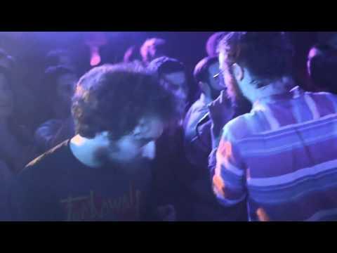 Portmanteau - Hifi, Leeds stage invasion
