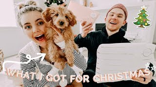What I Got For Christmas 2018! MEET MY NEW PUPPY! | Aspyn Ovard