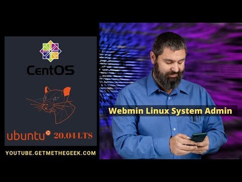 How To Install And Use Webmin On Ubuntu 20 04 And Centos 8 // Control Linux Using Web GUI