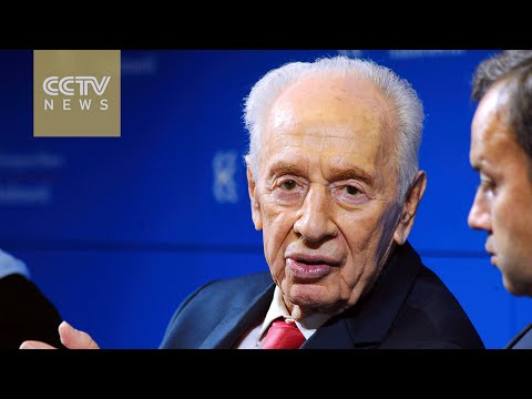 World leaders express grief over Shimon Peres's passing