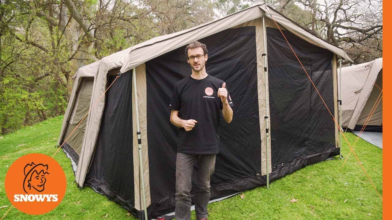 Black Wolf Turbo Awning Screen Room Youtube