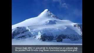 Yedi Zirveler - Seven Summits