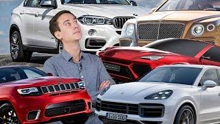 Cele mai rapide SUV-uri ale anului 2017 - Cavaleria.ro