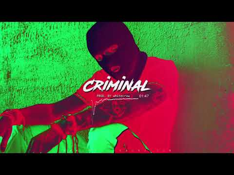 Sick Rap Instrumental CRIMINAL | Dope Rap Beat | Instrumental 2021 (prod.  whitecrxw)