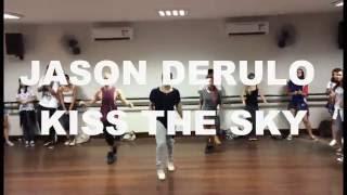 Jason Derulo - Kiss the Sky Choreography - Eduardo Amorim | @JasonDerulo @EduardoAmorimOficial