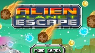 Alien Planet Escape - Game Show