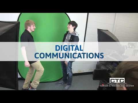 Digital Communications High School Program at GACTC