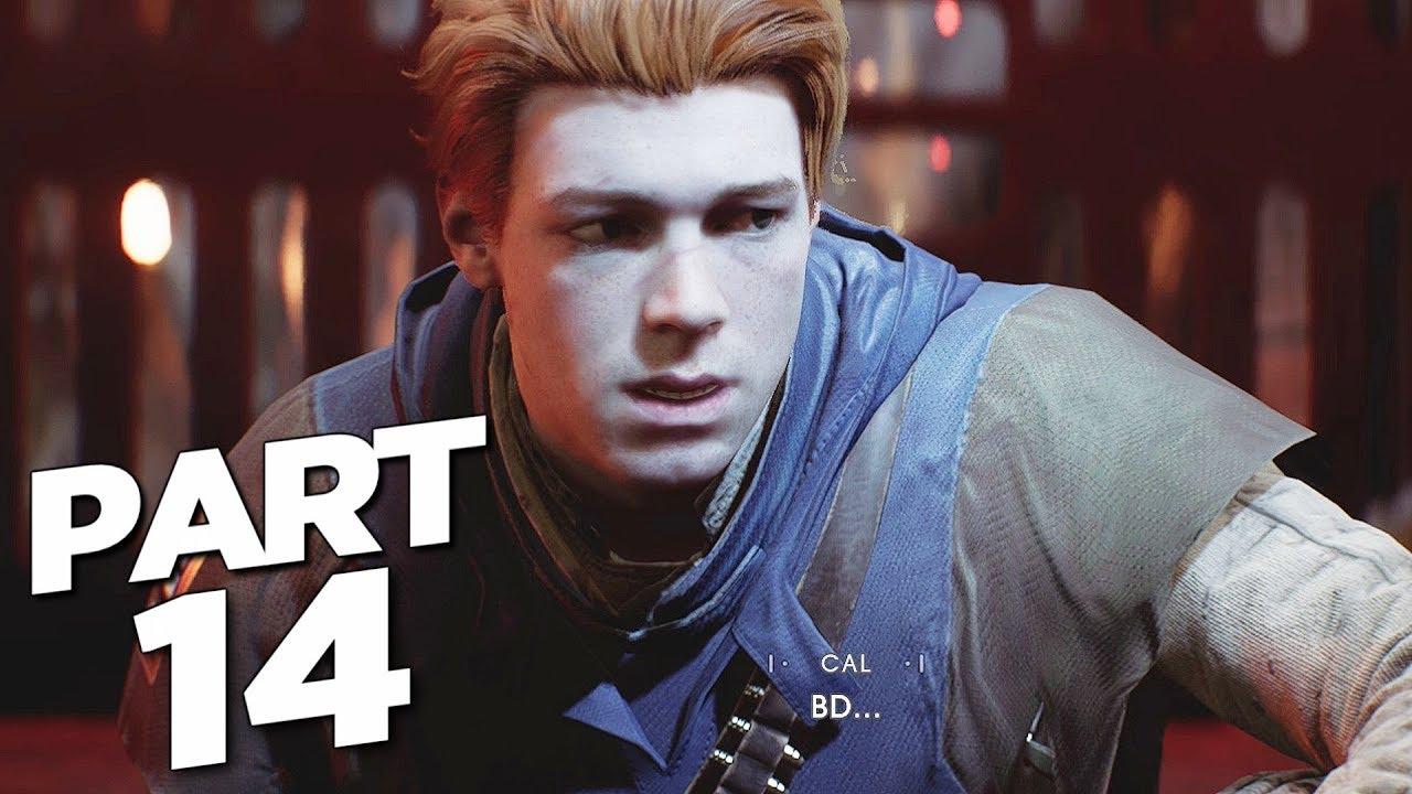 JOGO DE STAR WARS JEDI FALLEN ORDER - gameplay 14 - gameplay completa (jogo completo) + vídeo