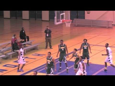 Milwaukee Hamilton VS Milwaukee North Basketball 2014