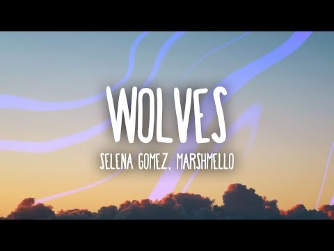 Cover Lagu Selena Gomez, Marshmello - Wolves (Lyrics) STAFABAND