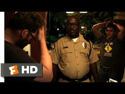 Neighbors (5/10) Movie CLIP - Calling the Cops (2014) HD