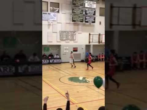 Ware's Fernando Montalban scores 1,000th career point against Hampshire High School