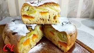 видео Пирог на кефире в мультиварке – 8 вкусных рецептов