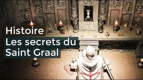 ▶Saint Graal - Le mystère du trésor des cathares. DOCUMENTAIRE MYSTÈRE 2017