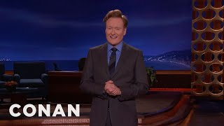 Conan: Al Franken Can Still Be Elected Senator Of Alabama  - CONAN on TBS