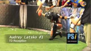 LFL - LA Temptation Sinful in Western Conference Championship