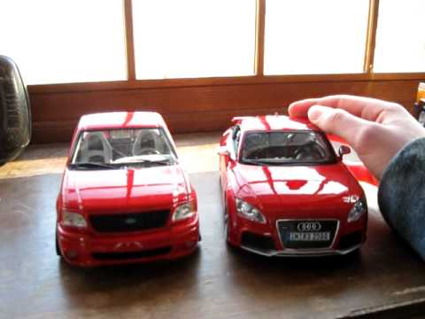 Model Car Collecting Tips Part 2 Lower End Models Youtube