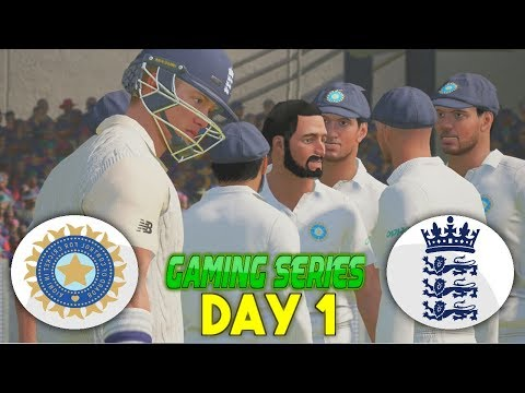 Repeat INDIA VS ENGLAND 2018 - 3rd T20 (ASHES CRICKET 2017