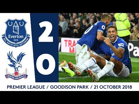 TOSUN STRIKES AT GOODISON AGAIN! | EVERTON 2-0 CRYSTAL PALACE