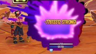 monster legends bartatos 77milion attack