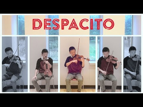 Despacito - Luis Fonsi ft. Daddy Yankee - Violin Cover