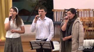 Церковь Христа - песня(Служение 9 февраля 2014 Полную запись служения вы можете просмотреть на сайте: brusilovskaya.kiev.ua., 2014-02-11T16:54:27.000Z)
