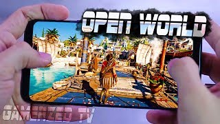 High Graphics Games || Top 10 New Open World Games for Android/iOS in 2018