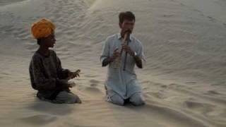 Wild India -Great Thar Desert,surreal musicians!