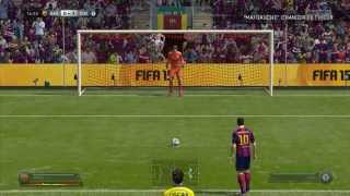 FiFa 2015 GamePlay Match PC