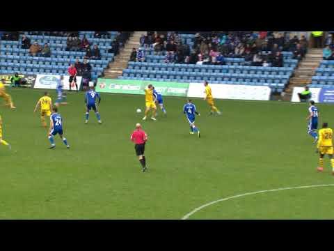 Gillingham V MK Dons Highlights