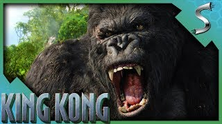 ARRIVING ON SKULL ISLAND, THIS PLACE IS NOT SAFE! KONG TOOK ANN! - King Kong [2005 PC Gameplay E1]