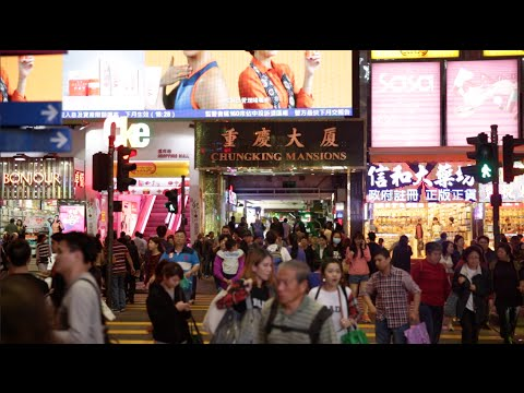 How Hong Kong's iconic Chungking Mansions became what it is