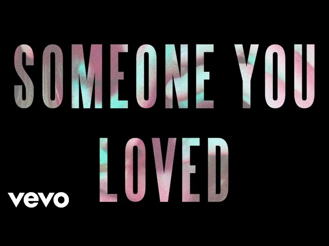Lewis Capaldi - Someone You Loved (Official Audio)