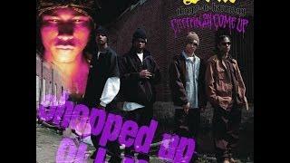 Bone Thugs-N-Harmony - Creepin On Ah Come Up (Full Album) [Chopped & Skrewed]