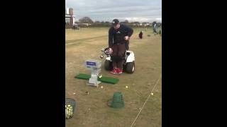 The Paragolfer - Christian Hamilton Golf