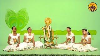 Krishna Krishna - by little Gopikas | Vande Guru Paramparaam