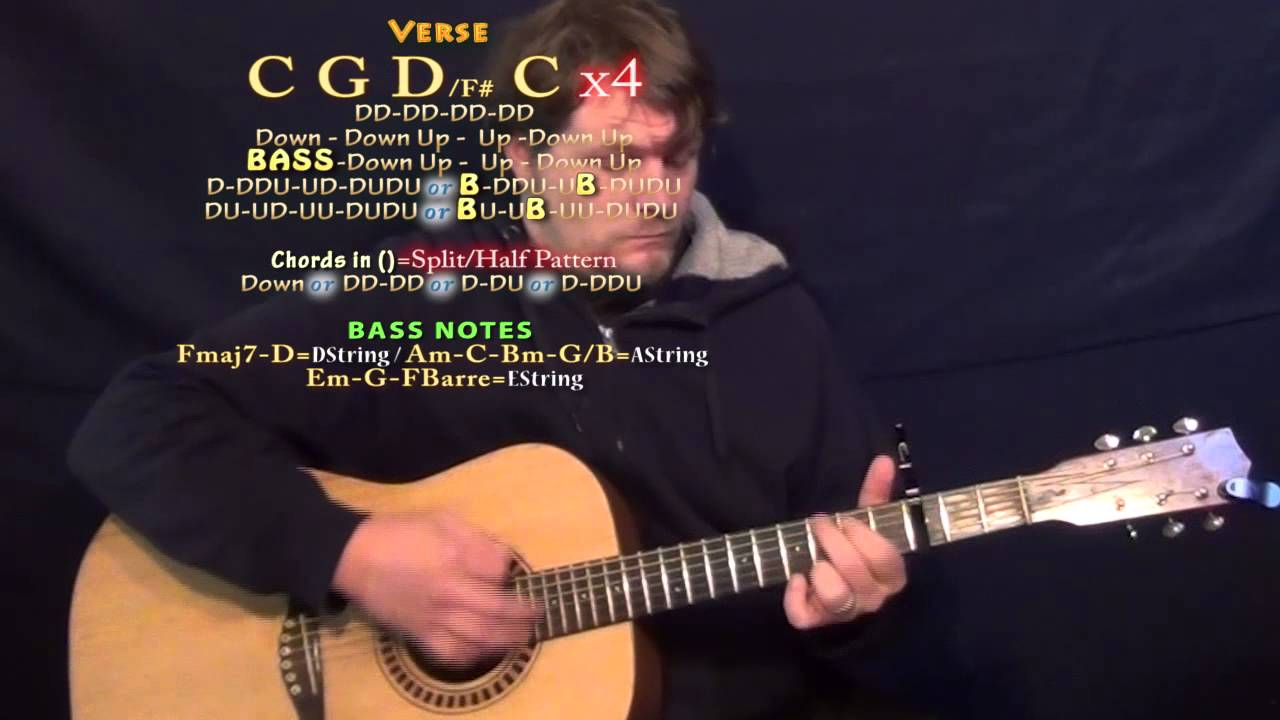 Life Is Worth Living Justin Bieber Guitar Lesson Chord Chart