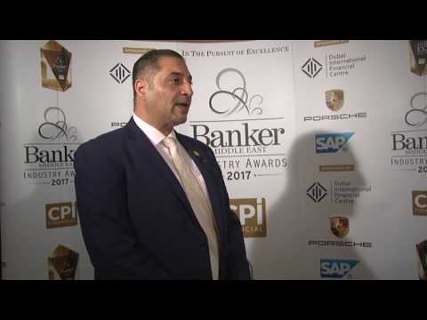 Faisal Al Haimus, Acting President and Chairman, Trade Bank of Iraq: BME Industry Awards 2017
