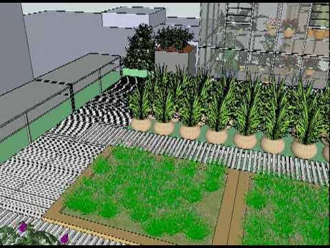 Rooftop Garden Design modern rooftop patio gardens revive landscape design Project Uses Rooftop Garden Design