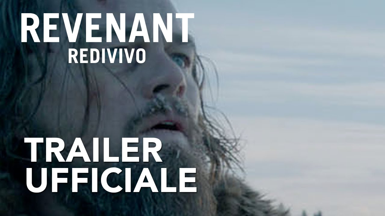 Revenant Redivivo | Trailer Ufficiale [HD] | 20th Century Fox