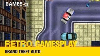 Retro GamesPlay - Grand Theft Auto + Extra Round - Mars 5K