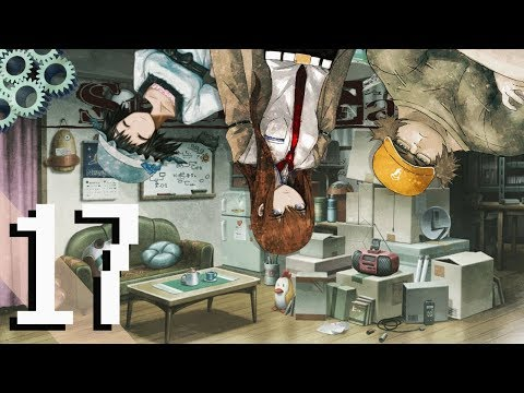 SERN IS BREAKING THE LAWS OF PHYSICS | Let's Play Steins;Gate Part 17