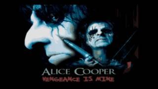 ALICE COOPER - Vengeance is Mine (KARAOKE)