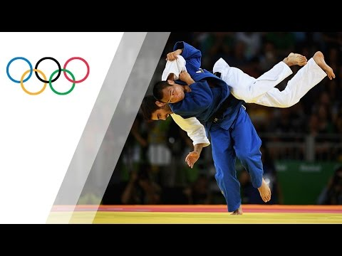 Rio Replay: Men's Judo 66kg Bronze Contest B