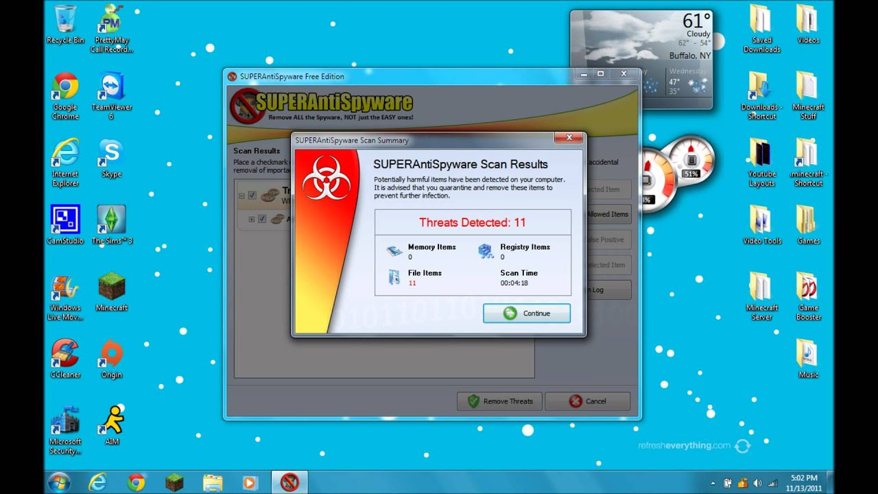 How to use and Download Superantispyware