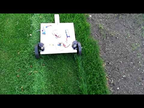 test rasenroboter 39 mini ardumower 39 doovi. Black Bedroom Furniture Sets. Home Design Ideas